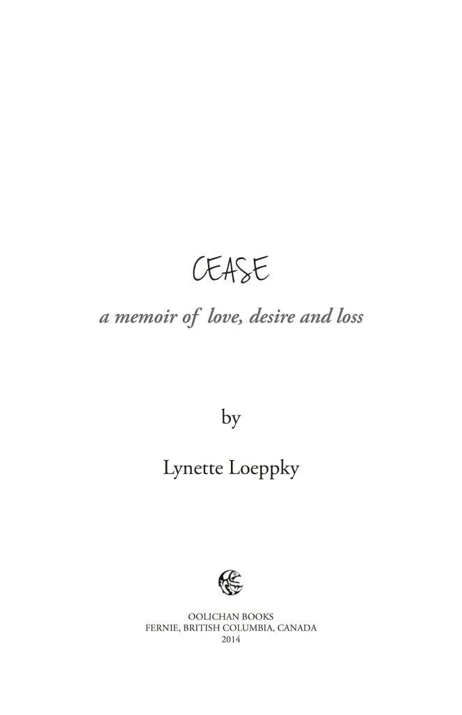 02.LOEPPKY-Cease-Title Page